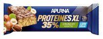 Barre 80g HyperProtéinée Apurna Proteines XL 35% Crunchy