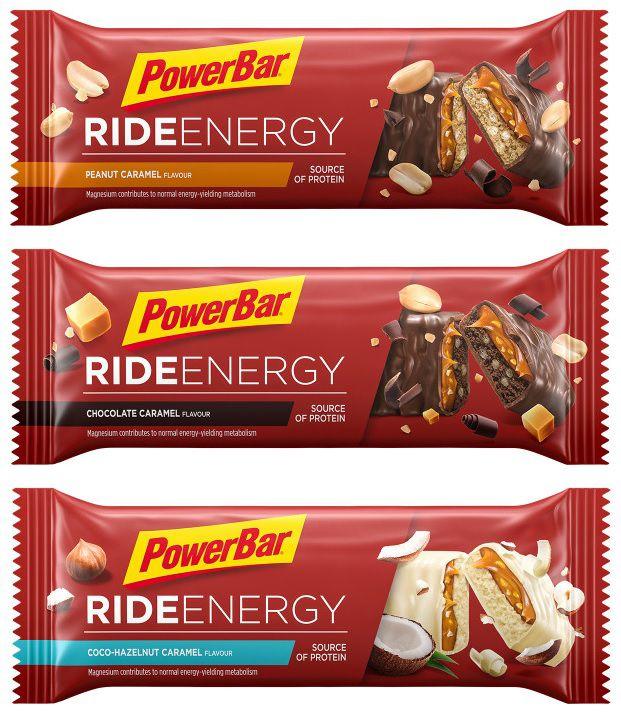 Barre PowerBar Ride Energy Bar 55gr