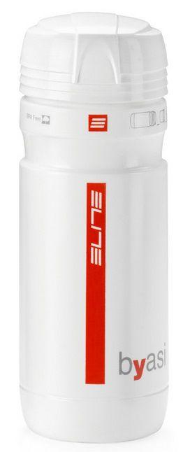 Bidon Elite Byasi Porte-Outils 550ml Blanc