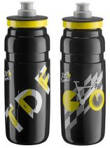 Bidon Elite Fly 750ml Tour de France 2019 Noir
