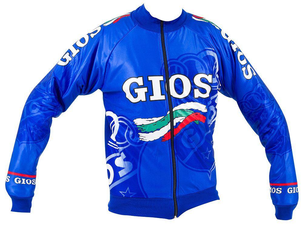 Blouson Gios Thermique Bleu - Promo