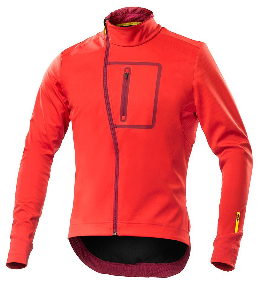 Blouson Mavic Ksyrium Elite Convertible Jacket 2016/2017 - Manches Amovibles