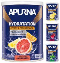 Boisson Apurna Hydratation Antioxydante & Isotonique 500g