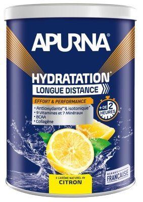 Boisson Apurna Hydratation Longue Distance (+2h) 500g - Nouveauté