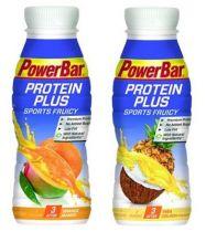 Boisson de Récupération PowerBar Protein Plus Sports Fruicy 330ml
