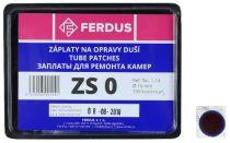 Boîte 100 Rustines Ferdus ZS en 16mm