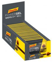 Boite 16 Gels PowerBar Ride Shots 60gr