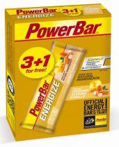 Boîte 2+1 barres Powerbar Energize New C2 Max 55g