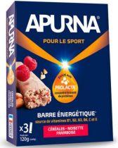 Boîte 3 Barres Céréales Fondante Energie Antioxydante