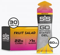 Boîte 30 Gels SIS GO Isotonic Energy 60ml - Promo