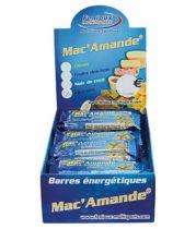 Boite 32 Barres 27g Mac\'Amandes Fenioux