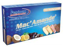 Boite 6 Barres 27g Mac\'Amandes Fenioux