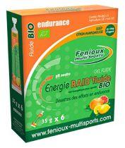 Boîte 6 Dosettes Fenioux Gel Fluide BIO Energie Raid 35g