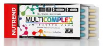Boîte 60 Capsules Nutrend Multicomplex Compressed Caps