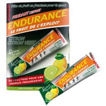 Boîte de 6 Sticks Pâte de Fruit 30g Semi Liquide Endurance Le Fruit de l\'Exploit