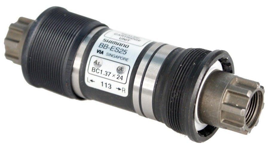 Boîtier Pédalier Shimano BB-ES25 Octalink 113mm