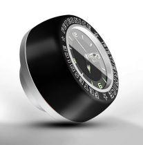 Bouchon Potence Quartz Horloge Alu