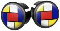 Bouchons de Cintre Route Velox Nation - Paire