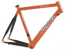Cadre Ferrus CR3.SL Alu avec arrière Carbone - Mono Couleur