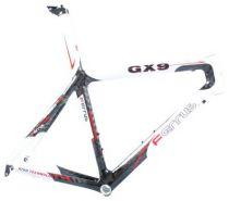 Cadre Ferrus GX9 Full Carbone Tige Intégrée