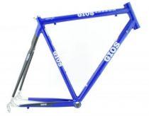 Cadre Gios `Carbon` - Alu Deda V107 - Wishbone Carbone Deda T55 Promo