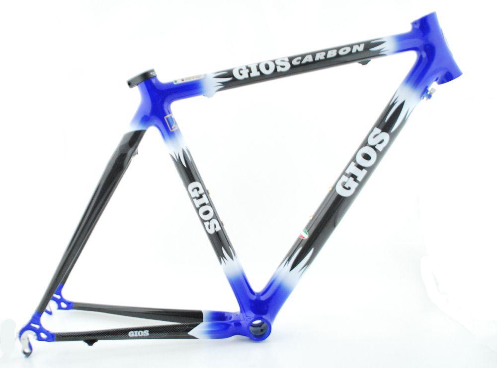 Cadre Gios `Carbon Lite` Carbone - 31.6 - Promo