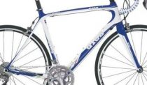 Cadre Gios Endurance Carbone Toray T-700HM + Fourche Gios + Direction