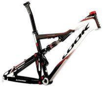 Cadre Look Vtt 996 26` Noir/Blanc - Promo