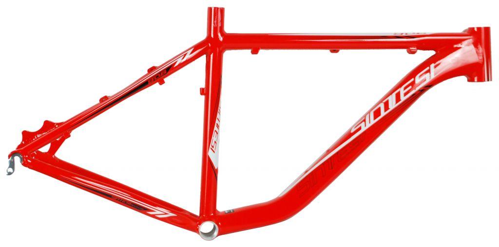 Cadre Sintesi MTB 906 Pro Disc Rouge - Prix Exceptionnel
