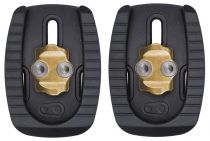 Cales Chaussures Crank Brothers Quattro Road 3-Hole Cleat Kit