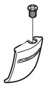 Capot Frontal Levier Shimano Dura Ace 7900 - Unité