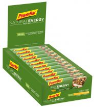 Carton 24 Barres PowerBar Natural Energy Fruit 40g