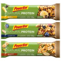 Carton 24 Barres PowerBar Natural Protein 40g