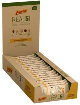 Carton de 18 Barres PowerBar Real 5 Vegan