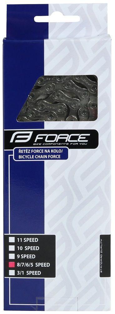 Chaîne Force P7002 8v + Attache Rapide