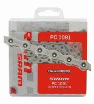 Chaîne Sram PC 1091+ PowerLock - 10v