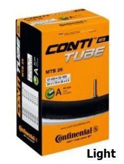 Chambre à Air Continental VTT en 26\'x1.75/2.50 Light