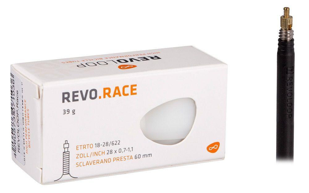 Chambre à Air RevoLoop Revo Race 700x18/28 Transparent