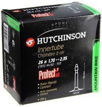 Chambre à Air VTT Hutchinson Protect`Air 26`x1.70/2.35 avec Liquide