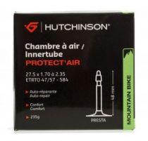 Chambre à Air VTT Hutchinson Protect`Air 27.5`x1.70/2.35 avec Liquide
