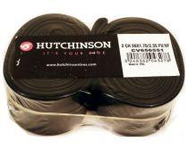Chambres à Air VTT Hutchinson Butyl 26`x1.70/2.35 - Lot de 2