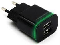 Chargeur Mural avec Double Port USB