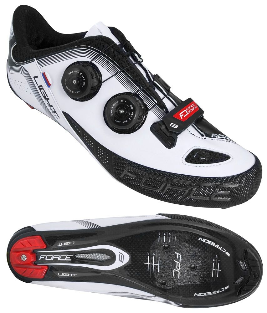 Chaussures Force Road Light Carbon