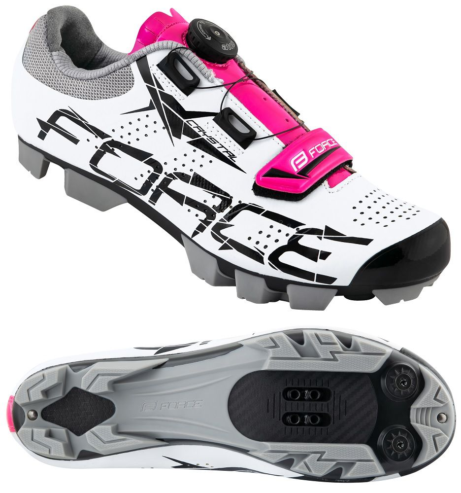 Chaussures Force VTT Crystal Lady