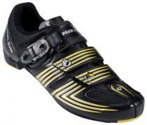 Chaussures Pearl Izumi Race RD II Noir/Jaune - Super Promo