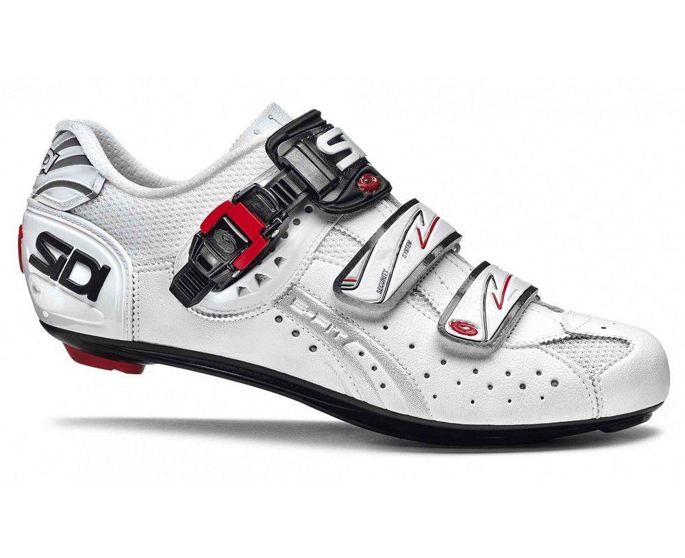 Chaussures Sidi Genius 5 Fit Carbon Mega (large) - Super Promo