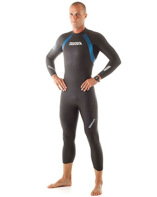 Combinaison Néoprène Triathlon Profile Design Wahoo Full Homme