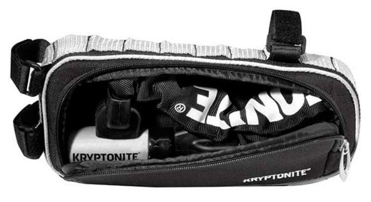 Combo Pack Kryptonite Mini Chaîne et Sacoche KryptoLok Series 2 955