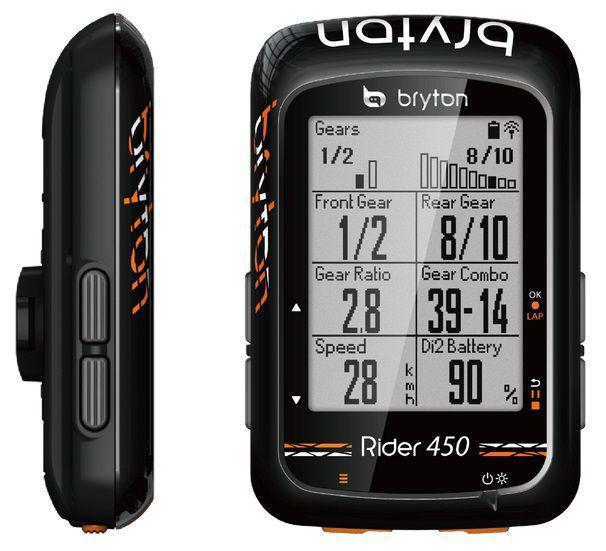Compteur Bryton Rider 450 E - New 2019