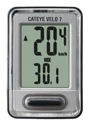 Compteur Cateye Velo 7 Wired Filaire